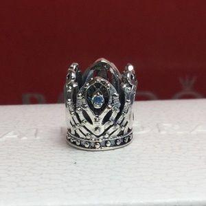 Original pandora crown 👑 charm